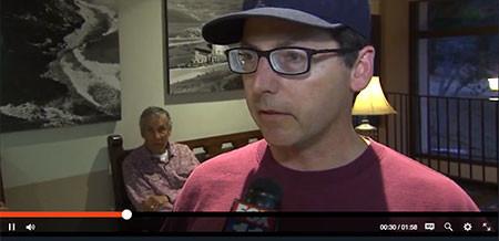 Victor Otten On FOX 11 News – Los Angeles